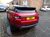 USED 2013 13 LAND ROVER RANGE ROVER EVOQUE 2.2 SD4 PURE TECH 5d AUTO 190 BHP (Full Land Rover History)