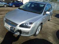 USED 2006 06 FORD FOCUS 1.6 ZETEC CLIMATE 5d 100 BHP