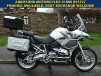 USED 2005 BMW R SERIES 1170cc R 1200 GS 04  Full Luggage, Low Mileage,New Mot, Recent Service