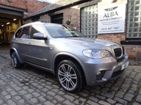 USED 2011 61 BMW X5 3.0 XDRIVE30D M SPORT 5d AUTO 241 BHP (Only 57k / BMW History)