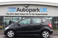 USED 2011 61 MERCEDES-BENZ A-CLASS 2.0 A160 CDI AVANTGARDE SE 5d 81 BHP LOW DEPOSIT OR NO DEPOSIT FINANCE AVAILABLE