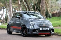 2018 ABARTH 500 1.4 695 XSR YAMAHA LIMITED EDITION 165 BHP £SOLD