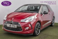 USED 2016 16 DS DS 3 1.6 BLUEHDI DSTYLE S/S 3d 118 BHP