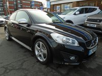 USED 2012 12 VOLVO C30 2.0 D3 R-DESIGN 3d 148 BHP GREAT FINANCE DEALS AVAILABLE