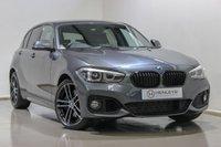 USED 2017 67 BMW 1 SERIES 1.5 118I M SPORT SHADOW EDITION 5d AUTO 134 BHP