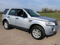 2011 LAND ROVER FREELANDER 2.2 TD4 XS 5d 150 BHP £9995.00