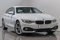 2015 BMW 4 SERIES GRAN COUPE 2.0 420D SPORT GRAN COUPE 4d 188 BHP £15990.00