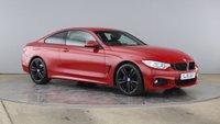 2015 BMW 4 SERIES 2.0 420I M SPORT 2d 181 BHP £16990.00