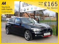 USED 2014 14 BMW 1 SERIES 1.6 116I SPORT 5d 135 BHP 0% Deposit Plans Available even if you Have Poor/Bad Credit or Low Credit Score, APPLY NOW!