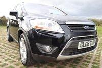 2008 FORD KUGA 2.0 TITANIUM TDCI AWD 5d 134 BHP £5995.00