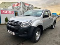 2018 ISUZU D-MAX 1.9 Turbo Diesel 4x4 Extended Cab Pick-Up £SOLD