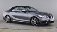 2016 BMW 2 SERIES 3.0 M235I 2d AUTO 322 BHP