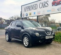 USED 2011 11 NISSAN JUKE 1.5 ACENTA SPORT DCI 5d 110 BHP 0% Deposit Plans Available even if you Have Poor/Bad Credit or Low Credit Score, APPLY NOW!