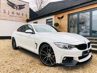 2017 BMW 4 SERIES 3.0 435D XDRIVE M SPORT 2d AUTO 309 BHP £28490.00