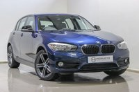 USED 2016 16 BMW 1 SERIES 1.5 116D SPORT 5d 114 BHP