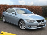 USED 2013 13 BMW 3 SERIES 2.0 320D SE 2d AUTO BMW SERVICE HISTORY * LOW MILEAGE * FULL HEATED LEATHER INTERIOR * CRUISE CONTROL