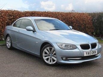 2013 BMW 3 SERIES 2.0 320D SE 2d AUTO £13500.00