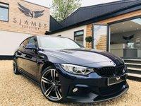 2016 BMW 4 SERIES 3.0 435D XDRIVE M SPORT GRAN COUPE 4d AUTO 309 BHP £24990.00