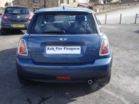 USED 2009 59 MINI HATCH FIRST 1.4 FIRST 3d 75 BHP LOW MILES & SERVICE HISTORY