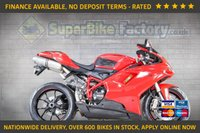 USED 2011 11 DUCATI 848 EVO  GOOD & BAD CREDIT ACCEPTED, OVER 600+ BIKES IN STOCK