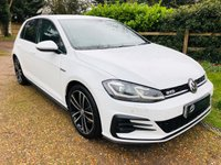 USED 2017 67 VOLKSWAGEN GOLF 2.0 GTD TDI BlueMotion Tech 182 BHP 5dr (s/s) 5dr