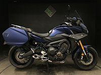 USED 2018 18 YAMAHA MT09 TRACER GT. 2018. 1 OWNER. 3497 MILES. TFT SCREEN