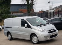 2014 CITROEN DISPATCH 2.0 1200 L2H1 ENTERPRISE HDI 1d 126 BHP £4975.00