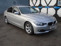 2012 BMW 3 SERIES 2.0 320D EFFICIENTDYNAMICS 4d AUTO 161 BHP £8882.00