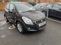 USED 2014 14 SUZUKI SPLASH 1.2 SZ4 5d 94 BHP ONLY 2257 MILES FROM NEW, CHEAP TO RUN, LOW CO2 EMISSIONS, £30 TAX, EXCELLENT FUEL ECONOMY AND CHEAP TO RUN!..EXCELLENT SPECIFICATION INCLUDING AIR CONDITIONING, ALLOY WHEELS AND TRACTION CONTROL.