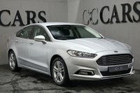 USED 2016 65 FORD MONDEO 2.0 ZETEC ECONETIC TDCI 5d 148 BHP Satellite Navigation + Bluetooth Connectivity + DAB Radio, Front and Rear Park Distance Control, 17 Inch Alloy Wheels, Leather Multi Function Steering Wheel, Cruise Control, Digital Dual Zone Climate Control, Heated Electric Powerfold Mirrors, Voice Control, On-board Computer, Automatic Headlights, Quick Clear Front and Rear Screen