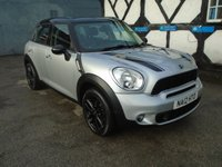2012 MINI COUNTRYMAN 2.0 COOPER SD 5d 141 BHP £9377.00