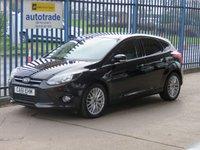 2012 FORD FOCUS 1.6 ZETEC 5d 124 BHP £5500.00