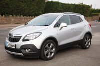 USED 2013 62 VAUXHALL MOKKA 1.7 SE CDTI S/S 5d 128 BHP Finance Options Available - Good Credit / Bad Credit