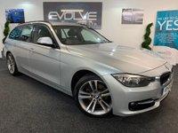 2012 BMW 3 SERIES 2.0 320D SPORT TOURING 5d 181 BHP £9099.00