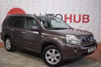 USED 2008 NISSAN X-TRAIL 2.0 SPORT EXPEDITION DCI 5d 148 BHP