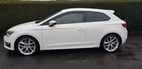 USED 2014 14 SEAT LEON 2.0 TDI FR TECHNOLOGY 3d 184 BHP 6 Month PREMIUM Cover Warrant - 12 Month MOT (With No Advisories) - Low Rate Finance Packages Available