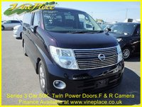 2008 NISSAN ELGRAND Highway Star 3.5 Series 3, Auto, 2 Power Doors, 8 Seats £10000.00