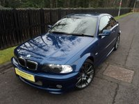 USED 2003 03 BMW 3 SERIES 3.0 330CI SPORT 2d 228 BHP