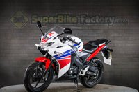 USED 2018 18 HONDA CBR125 - NATIONWIDE DELIVERY, USED MOTORBIKE. GOOD & BAD CREDIT ACCEPTED, OVER 600+ BIKES IN STOCK