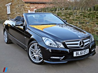 2012 MERCEDES-BENZ E CLASS 2.1 E250 CDI BLUEEFFICIENCY SPORT 2d AUTO 204 BHP £11990.00