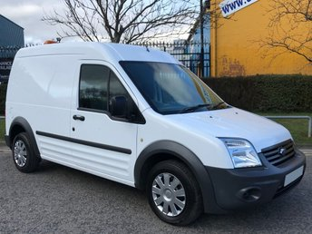 2013 FORD TRANSIT CONNECT 1.8 T230L [ MOBILE WORKSHOP ] LWB HI-ROOF VAN TDCi 90  £4450.00