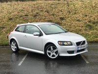 USED 2009 09 VOLVO C30 2.0 D SPORT 3d 135 BHP FULL SERVICE HISTORY