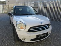 USED 2012 62 MINI COUNTRYMAN 1.6 COOPER D ALL4 5d 112 BHP 1 PREV OWNER ALL 4