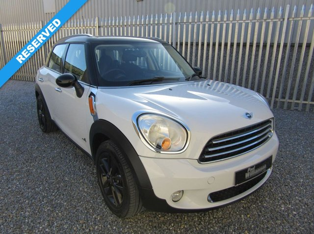 2012 Mini Countryman Cooper D All4 8995