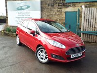 USED 2015 65 FORD FIESTA 1.0 ZETEC 5d 99 BHP One Owner Full Ford Service History