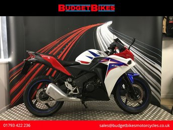View our HONDA CBR125