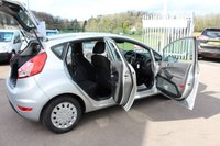 USED 2013 13 FORD FIESTA 1.6 STYLE ECONETIC TDCI 5d 94 BHP