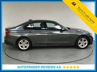 USED 2017 66 BMW 3 SERIES 1.5 318I SPORT 4d AUTO 135 BHP ONE OWNER - SERVICE HISTORY - REVERSE SENSORS - SAT NAV -  DAB - AIR CON - BLUETOOTH - AUX/ USB