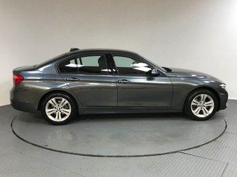 2017 BMW 3 SERIES 1.5 318I SPORT 4d AUTO 135 BHP £16500.00