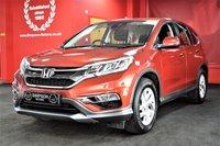 USED 2016 16 HONDA CR-V 1.6 I-DTEC SE 5d 118 BHP